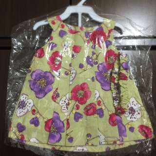 BN 1 yr Old Dress