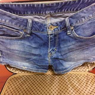 Levis短褲