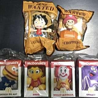 WTS: Macdonald Toys Brand new