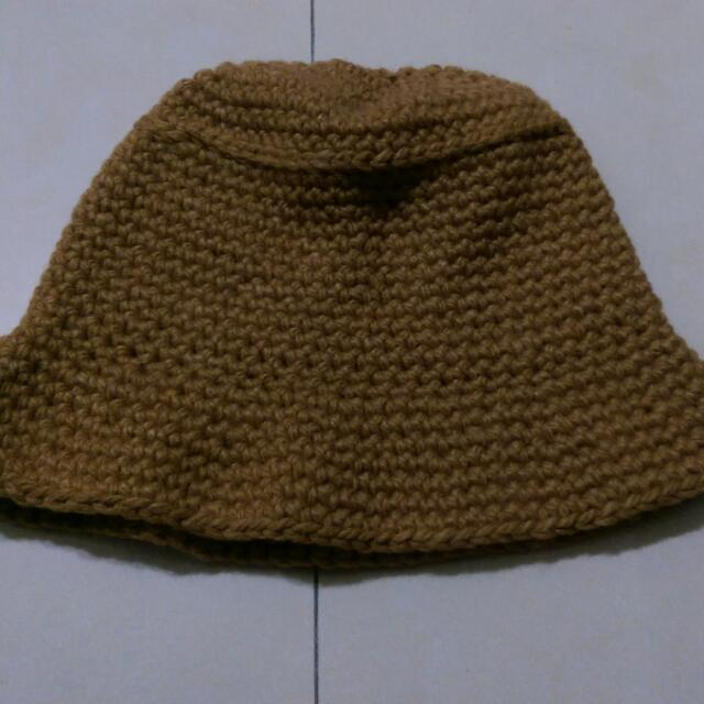漁夫毛線帽