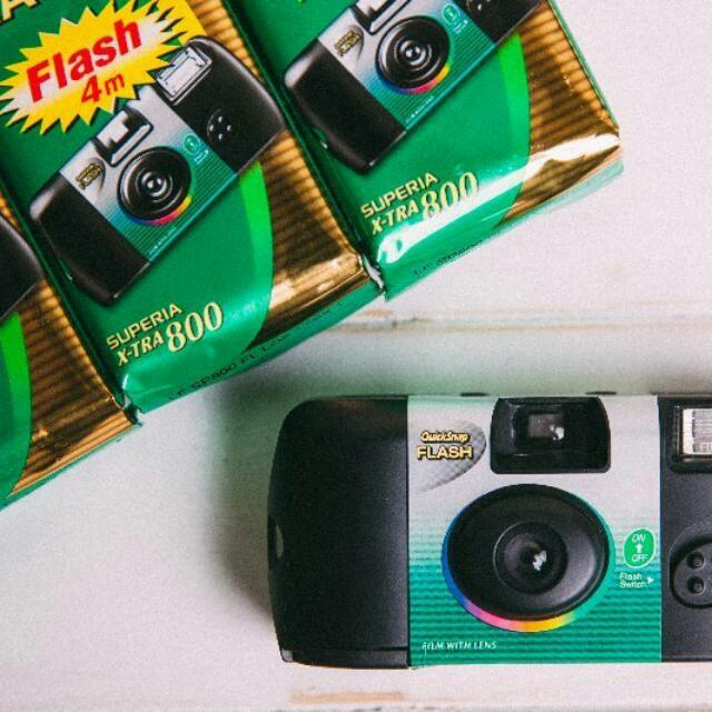 即可拍 富士 復古 底片相機