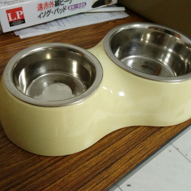 AFP不銹鋼兩用碗(附外盒) 尚未售出