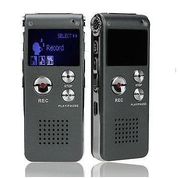 Digital EVP VOICE RECORDER Flash Memory Ghost Hunting
