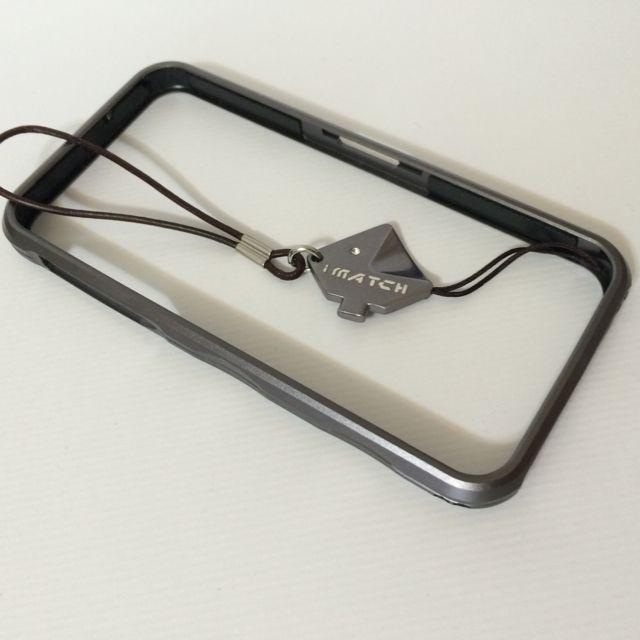 iPhone5/5s 鋁殼 邊框