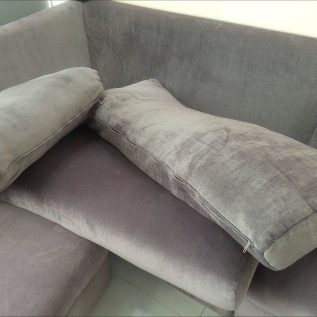Three Parts Sofa L Shape Left Right, What Are The Parts Of A Sofa