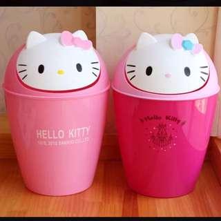 Kitty 超可愛垃圾桶