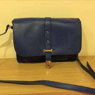 質感寶藍色包包