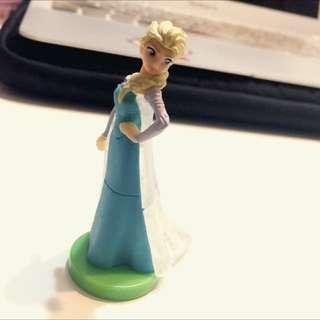 Elsa 艾莎 冰雪奇緣公仔迪士尼