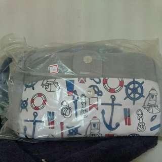 海軍風包包全新