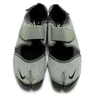 $$$全面九折$$$Nike Air Rift 2015 忍者鞋 日本限定 低調灰 翡翠綠
