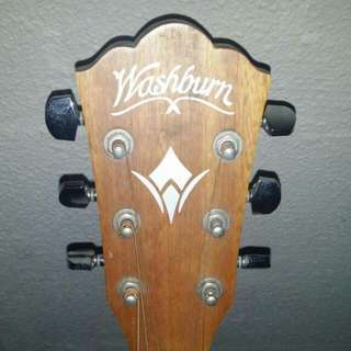 Washburn Semi Acoustic Guitar