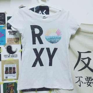 ROXY彩色點點logo刺繡T 原價$1480