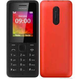 Nokia 106 軍人機