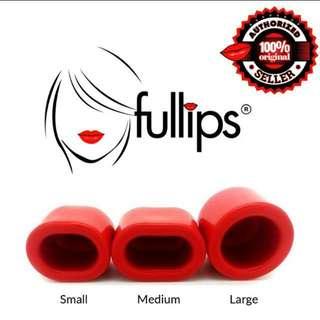 FULLLIPS brand MEDIUM round