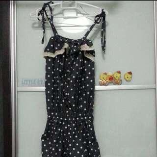 romper/skirt