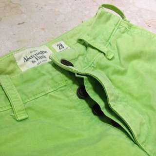 Sale A&F Abercrombie Chino Berms Short Pants