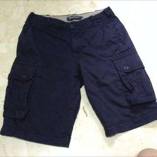 Sale Hang Ten Cargo Chino Shorts Berms