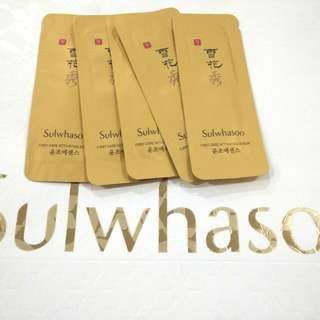 Sulwhasoo First Care Activation Serum