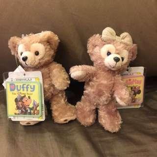 達菲&雪莉梅熊