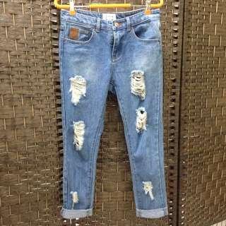 二手✌️PAZZO牛仔褲