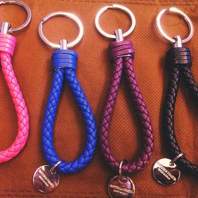 現貨B牌鑰匙圈『紫色』