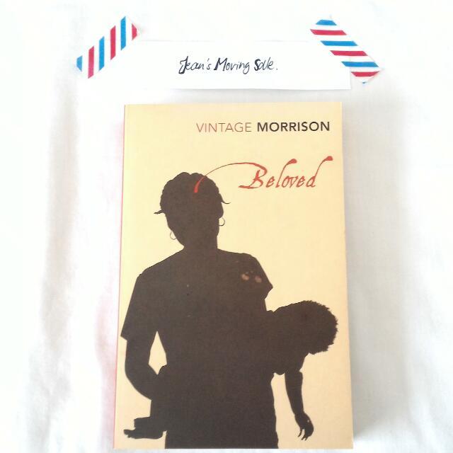"""""""Beloved"""" by Toni Morrison"""