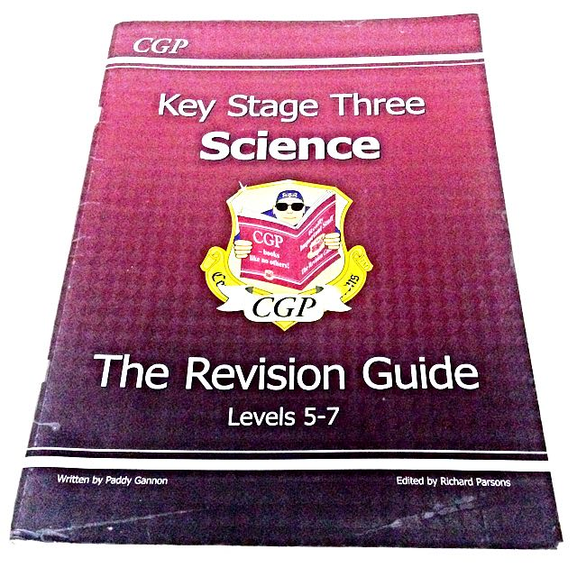 CGP Cambridge Science Revision Guide Oxford IGCSE