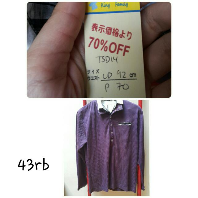 ON CLEARANCE SALE Longsleeve Top