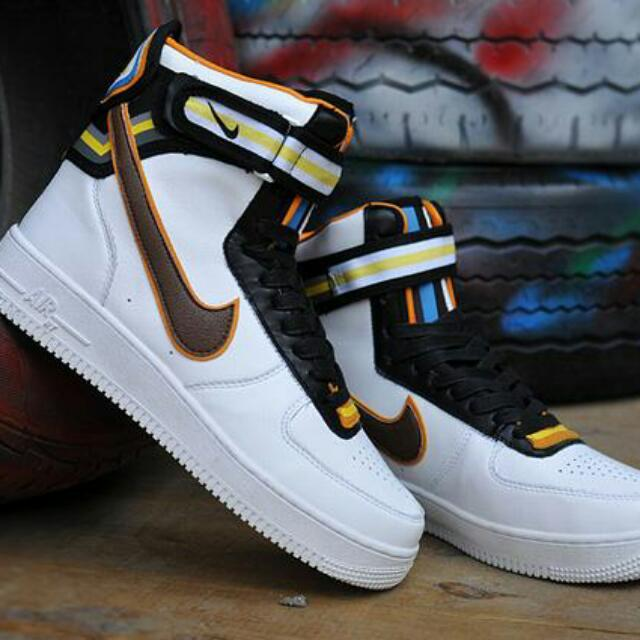 competitive price 030e8 dfe89 Nike Air Force 1 High SP Riccardo Tisci Givenchy White, Sports on Carousell
