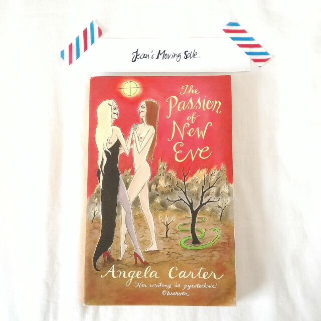 """""""Passion of New Eve"""" by Angela Carter"""
