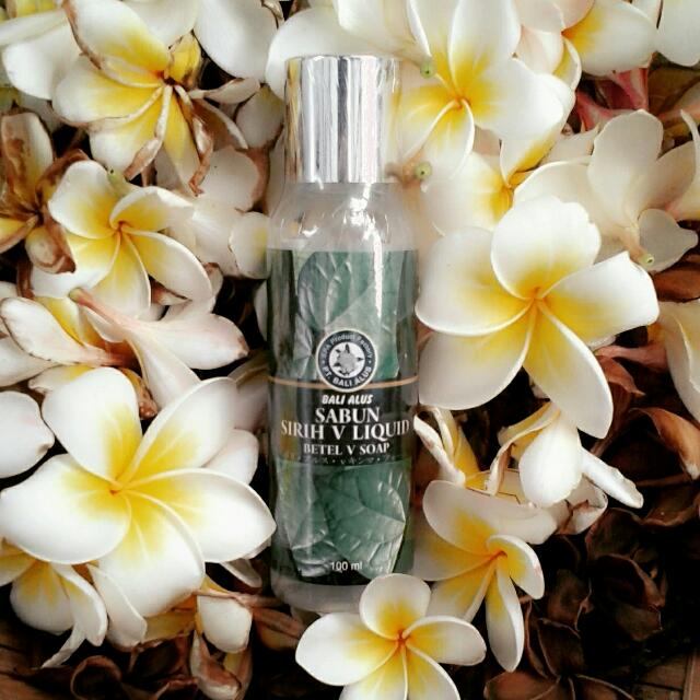 Sabun Sirih Liquid Bali Alus