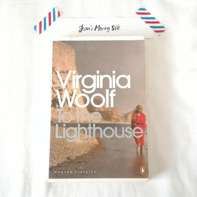 """""""To The Lighthouse"""" by Virginia Woolf"""