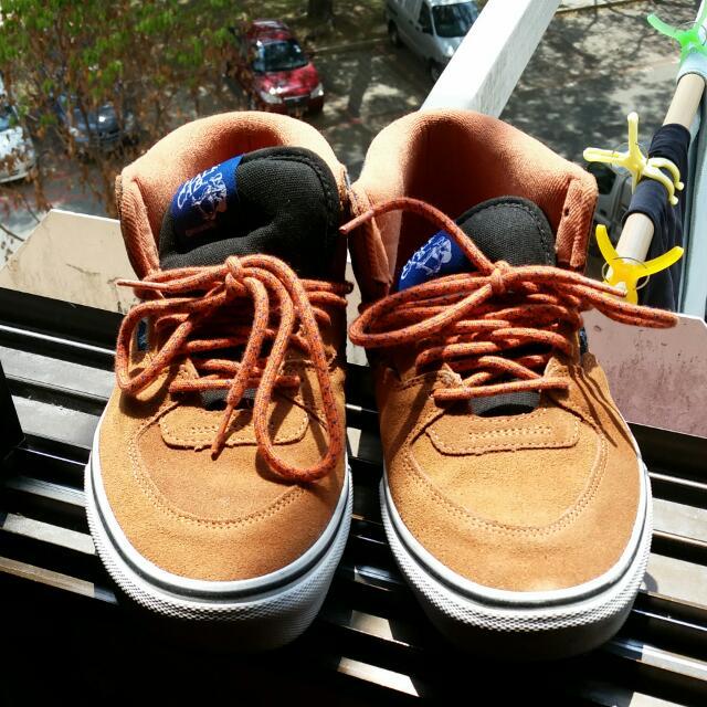 Vans Shoes - Half Cab
