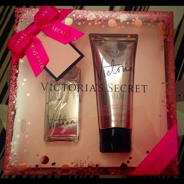 Victoria's Secret維多利亞的秘密禮盒