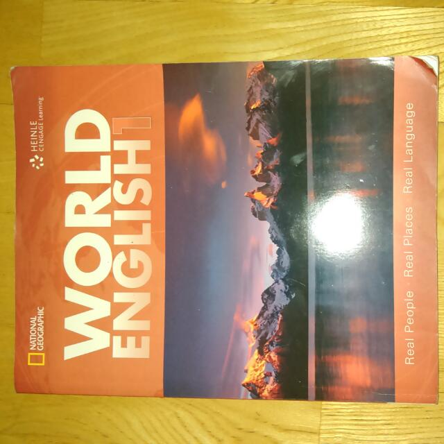 World English1 HEINE CENGACE Learning
