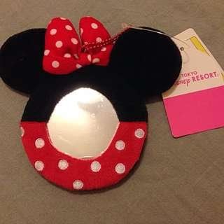 Disney Tokyo 迪士尼 米妮隨身鏡