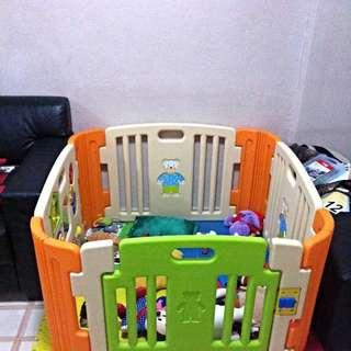 Baby Playroom (playpen)