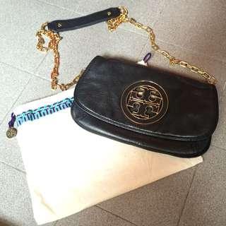 c415b37610024 Authentic Tory Burch Clutch Bag