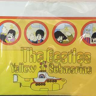 The Beatles collectible metal Wall Decor