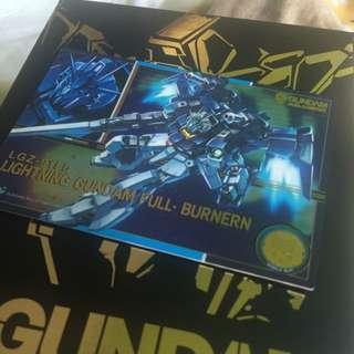 R6 Lightning Gundam Full Burnen Gundam Duel Company