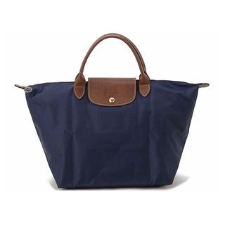 現貨+預購 優惠~正品Longchamp M號短柄 海軍藍 型號1623