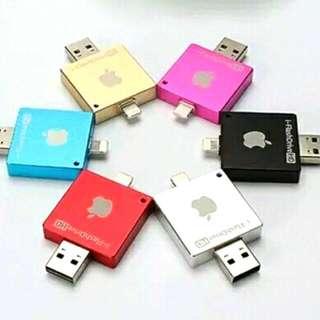 🆕全新🆕I-Flash Drive IOS & ANDROID 64GB OTG