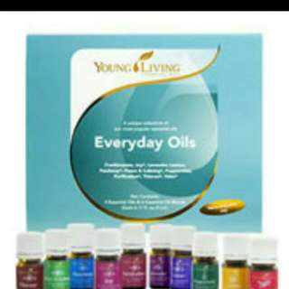 Young Living Everyday Oil & Diffuser
