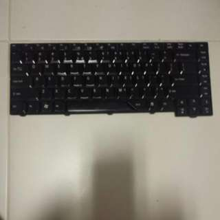 Used Acer Aspire 4937G Keyboard For Sale
