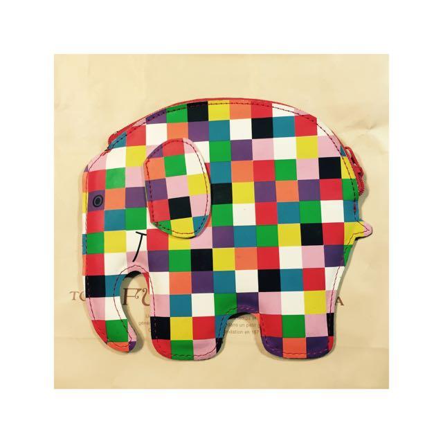 繽紛大象小包 🐘