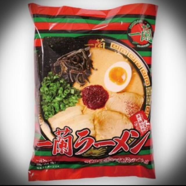 (香港代購) 賣到缺貨的一蘭泡麵 到貨日期9/2