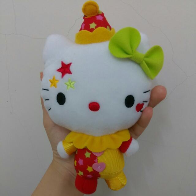(保留中)<贈送>麥當勞 Hello Kitty玩偶