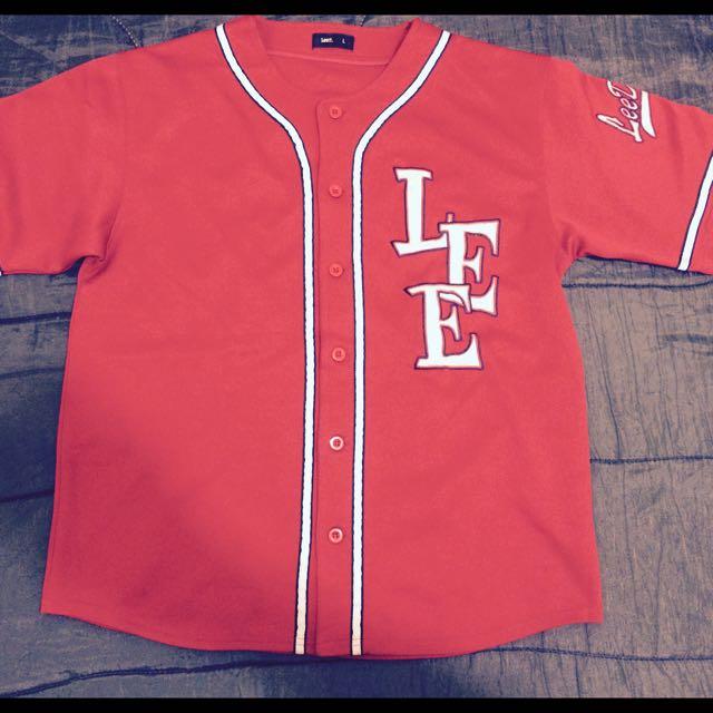 美式棒球外套 (Lee) 2手