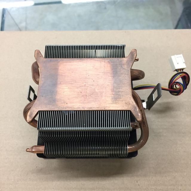AMD 散熱風扇