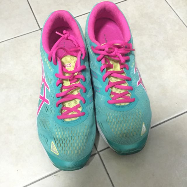 sale retailer 541e5 69448 Asics Gel-OS Trainer T455N Running Shoes (Woman)